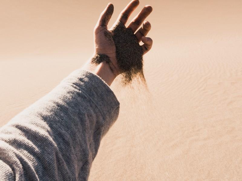 Vers la disparition du sable ?
