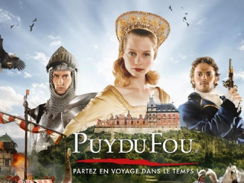Séjour CE Immersion dans le Marais Poitevin et Puy du Fou