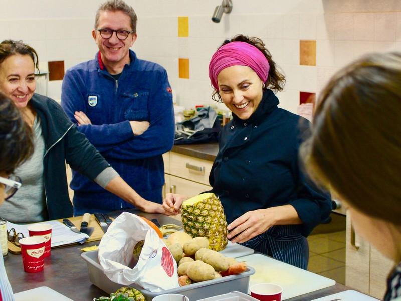Team building Atelier culinaire ayurvédique
