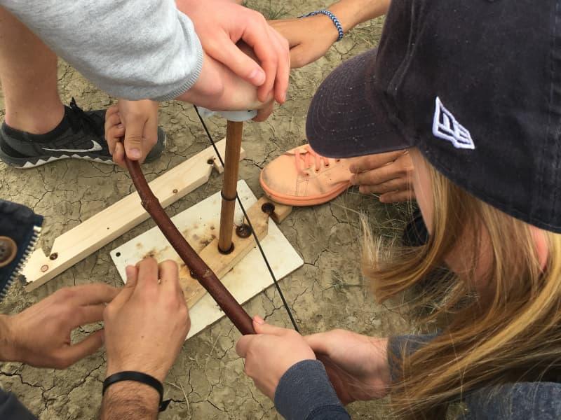 team building RSE survie