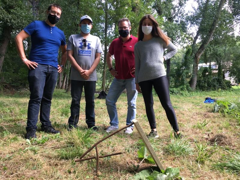 team building orientation survie niort marais poitevin