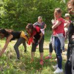 team building parcours sensoriel