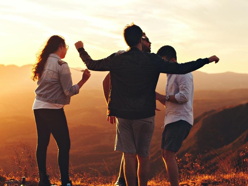 Team building écologique et boost de la cohésion